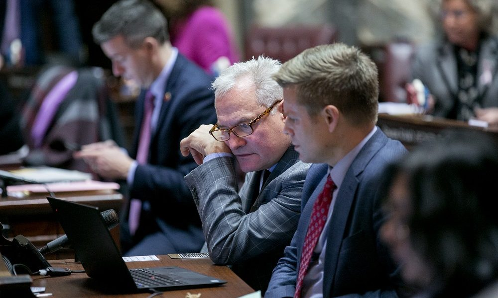 Carlyle bill would establish state Office of Cybersecurity