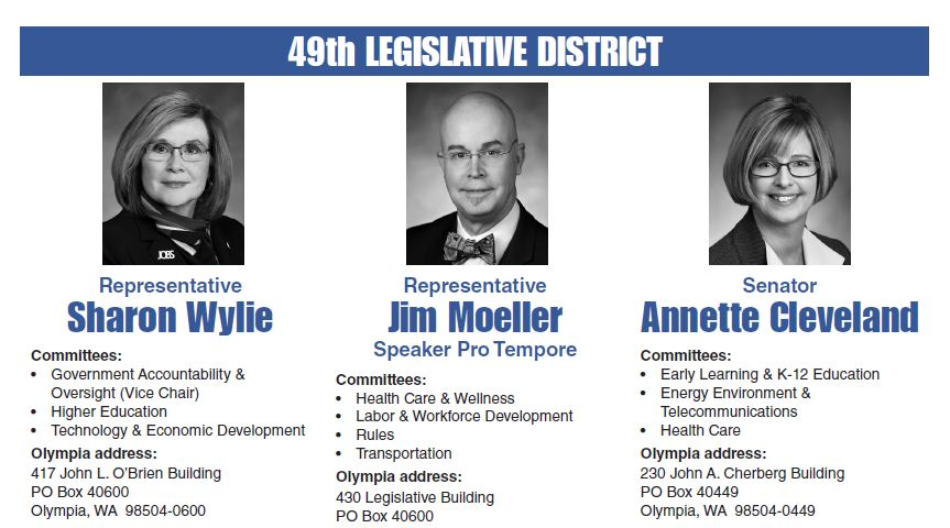 49th Legislative District newsletter available online