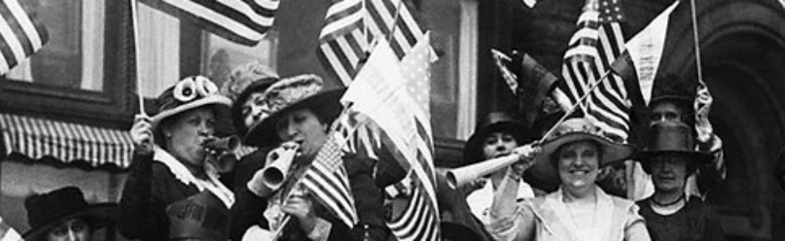 On this day: Women won the right to vote - what can we do next?