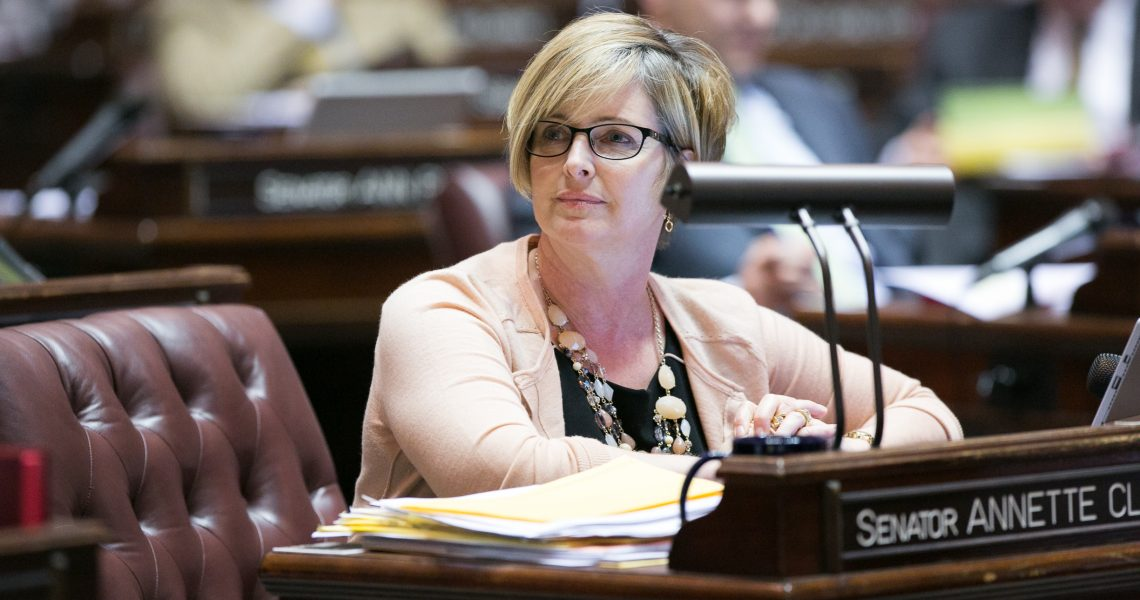 National Equal Pay Day recognized in Senate