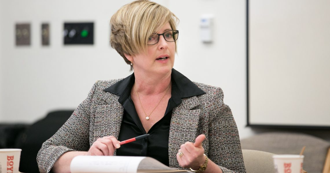 Cleveland chosen to be lead Democratic senator on health care issues