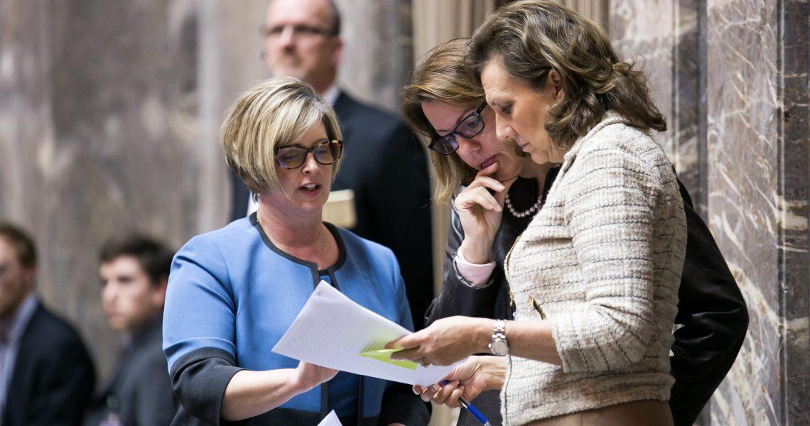 Senate passes Cleveland bill to jumpstart effort on new I-5 bridge