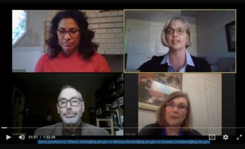 WATCH: Virtual town hall answers pandemic questions