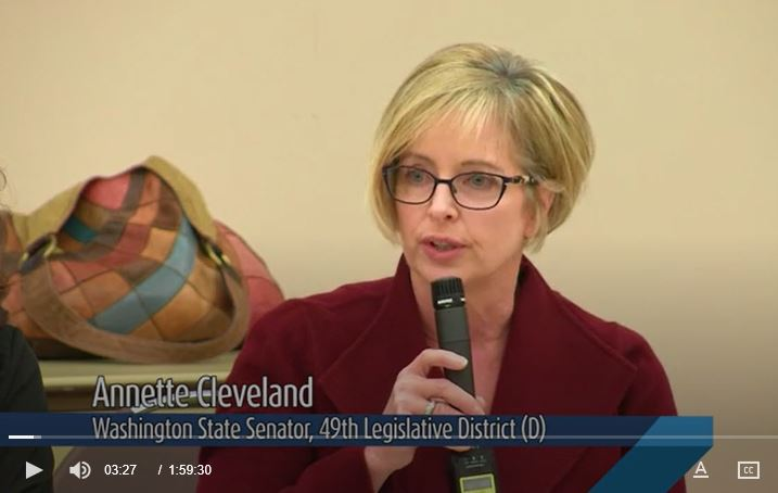 Cleveland presses DOH for more equitable distribution of vaccines