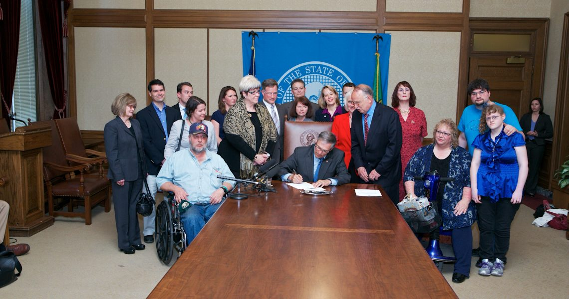 Conway's mental competency bill signed into law
