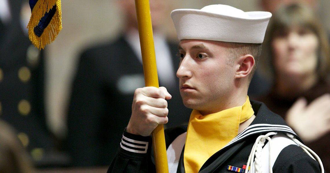Veterans' bill headed to governor's desk for signature