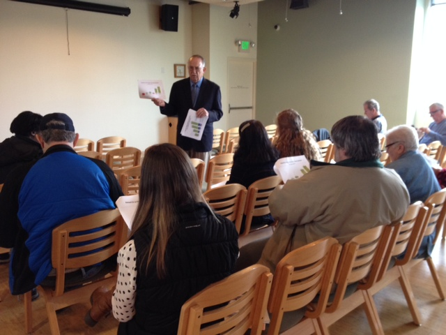 Town Hall meeting spurs rewarding discussion