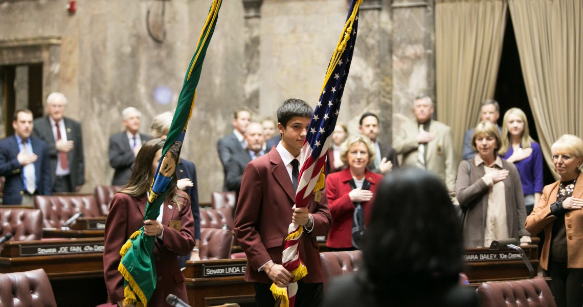 Conway seeks students for legislative page program