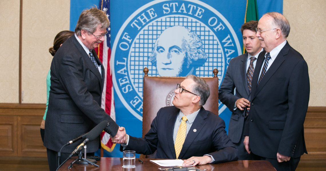 Conway's consumer protection bill signed into law
