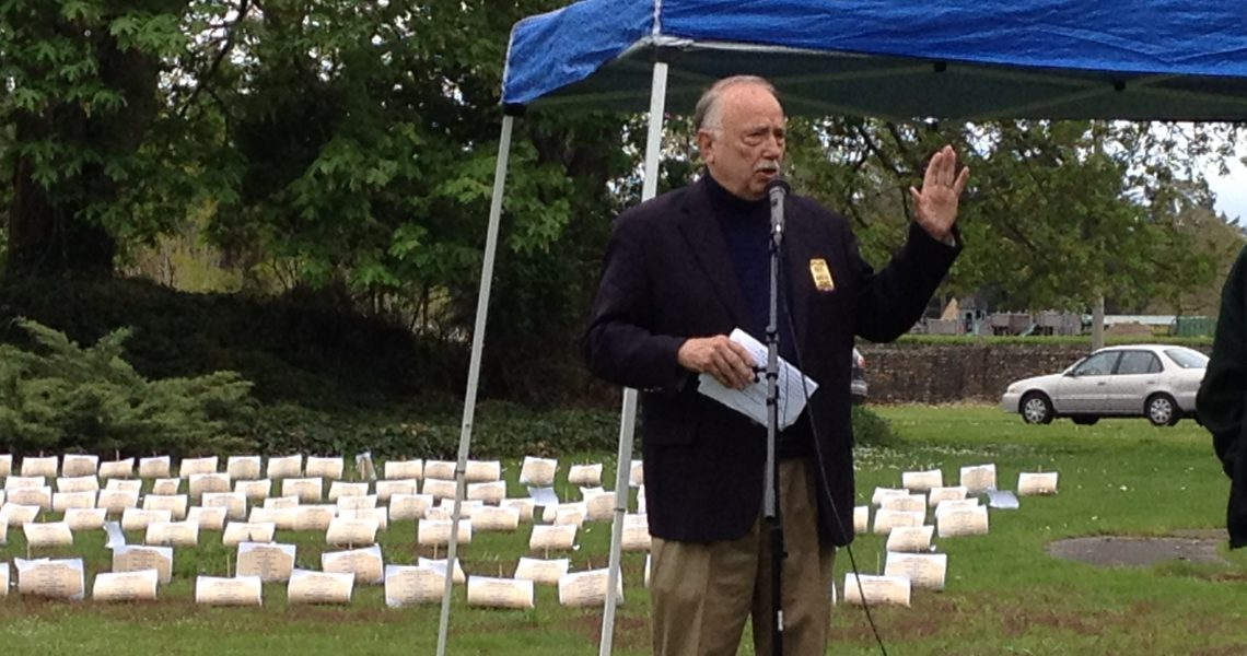 Conway honors public employees on Worker Memorial Day