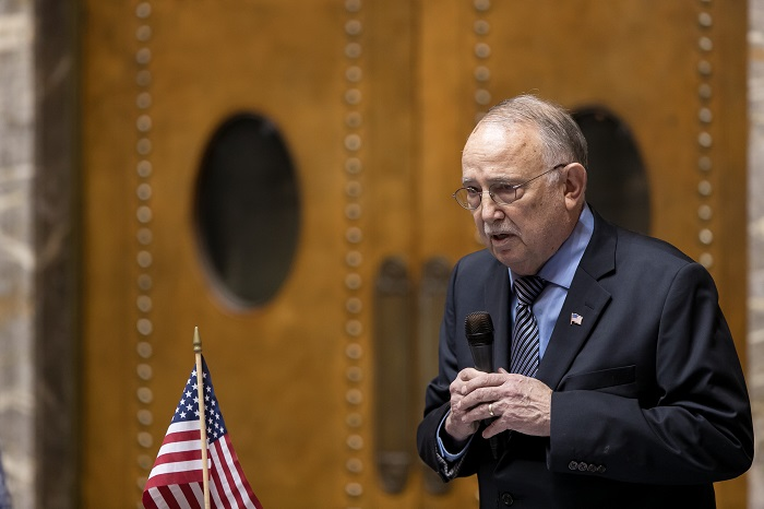 Midway through legislative session, Senate Democrats putting people first