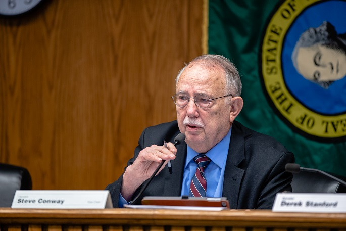 Sen. Conway selected Washington STEM Legislator of the Year