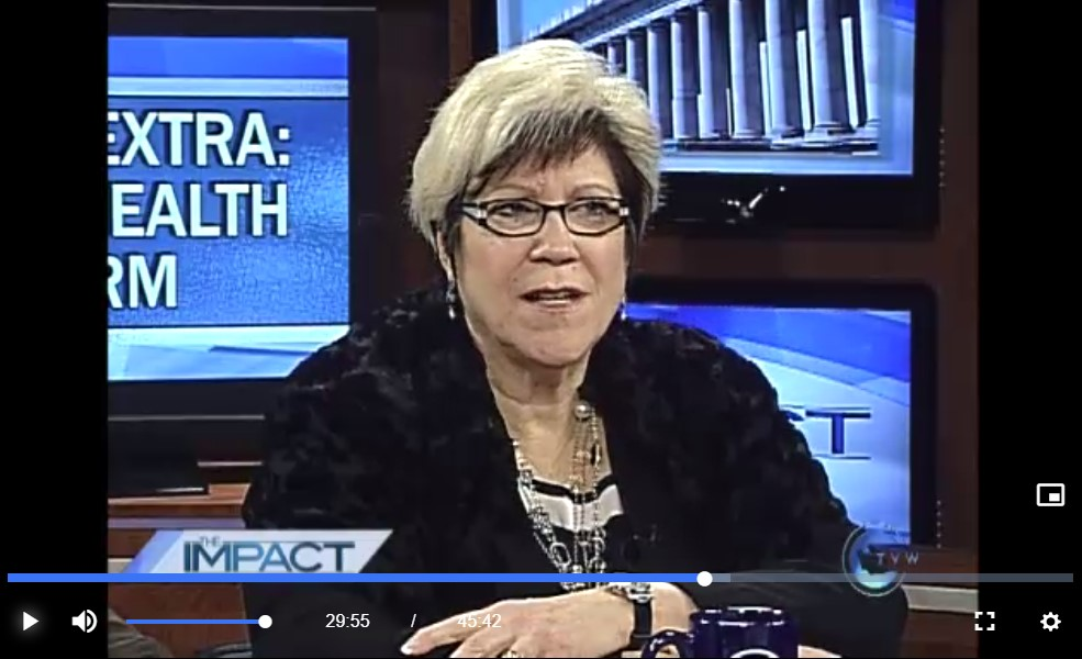 TVW: Darneille advocates for mental health system improvements