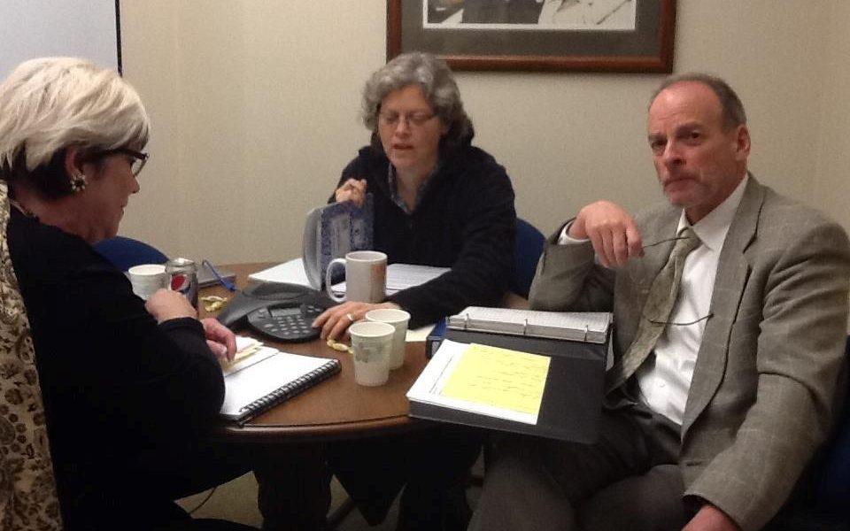 Week One Legislative Update - Jan. 15, 2014
