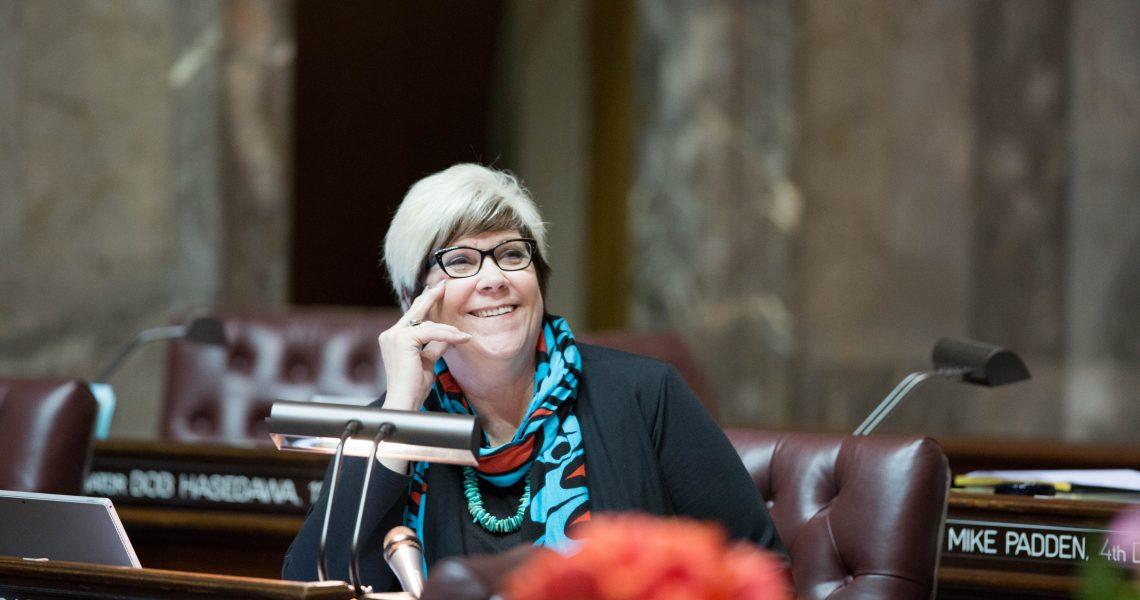 Darneille named 2015 NAMI Washington Legislator of the Year