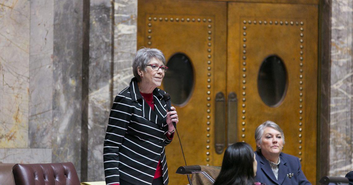 Bill to protect survivors of human trafficking passes Senate