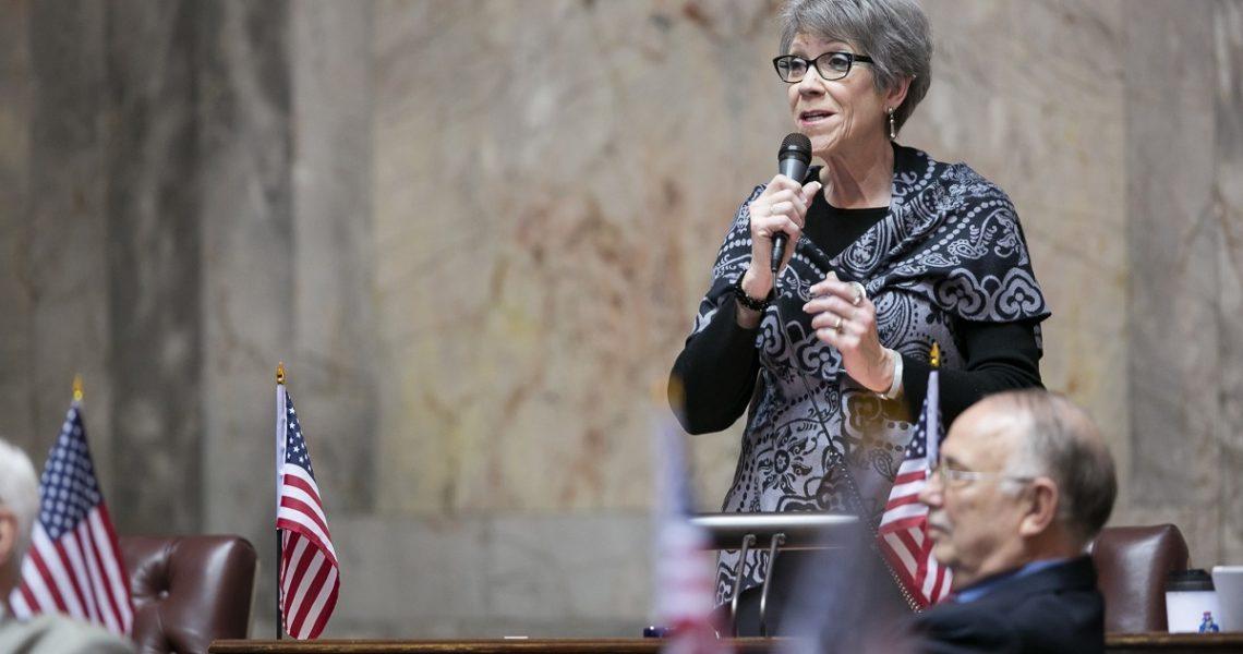 Darneille to retire from Washington State Senate