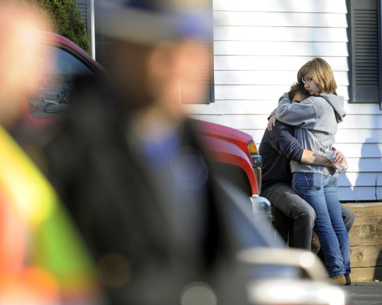 Five years after Sandy Hook, what is Washington doing about guns?