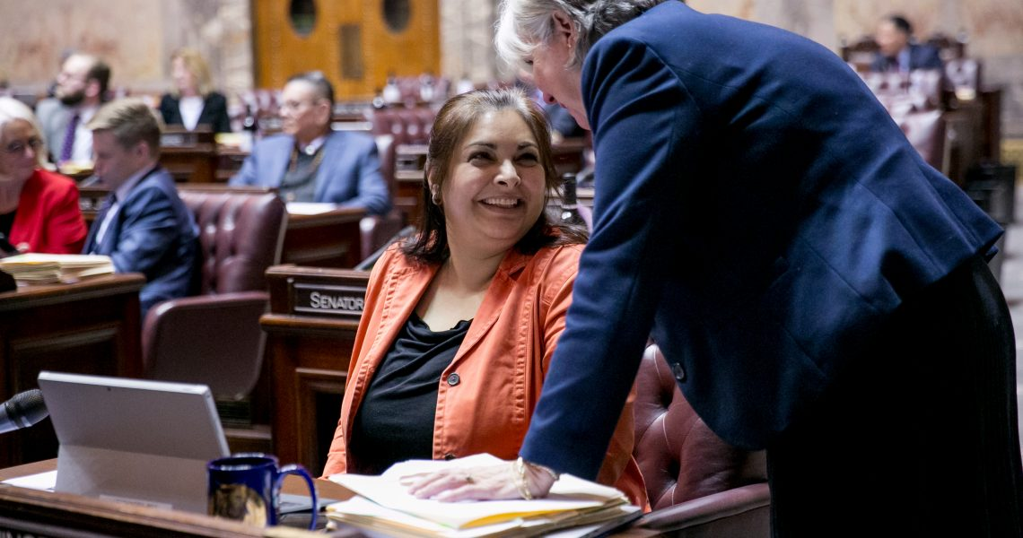 Senate approves capital budget, community projects for 45th District
