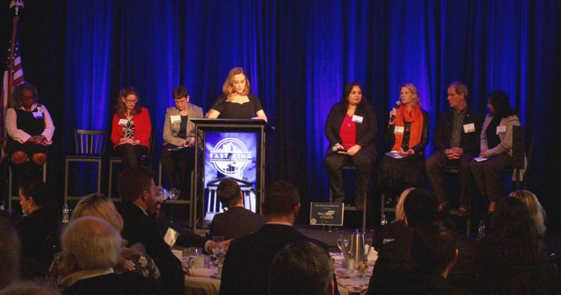 I-976, affordable housing, other issues discussed at legislative breakfast event