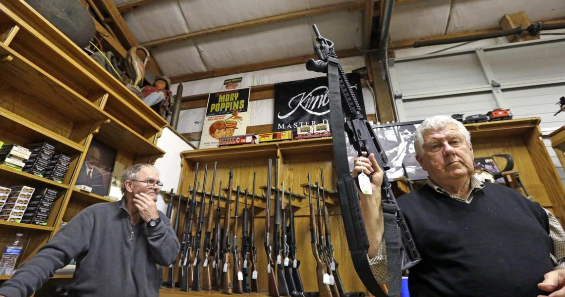 Washington considers new agency to study firearm violence prevention, safety