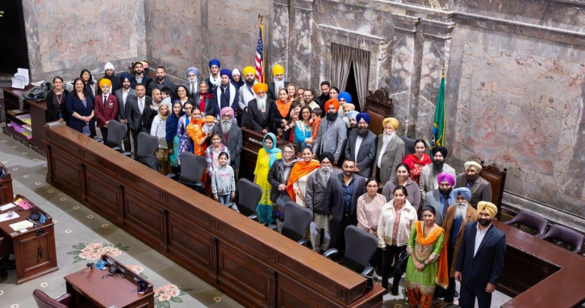 Washington State Senate Passes Resolution Honoring Sikh Americans
