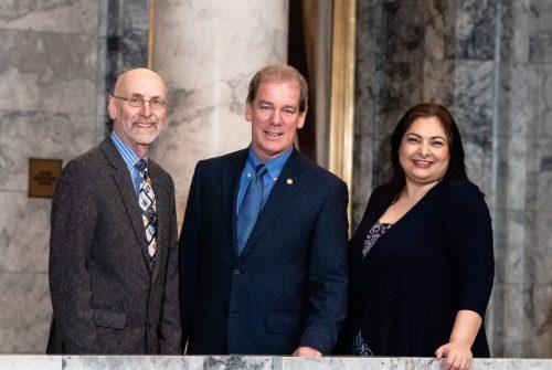 Legislators from the 45th Delegation - Feb. 3, 2020