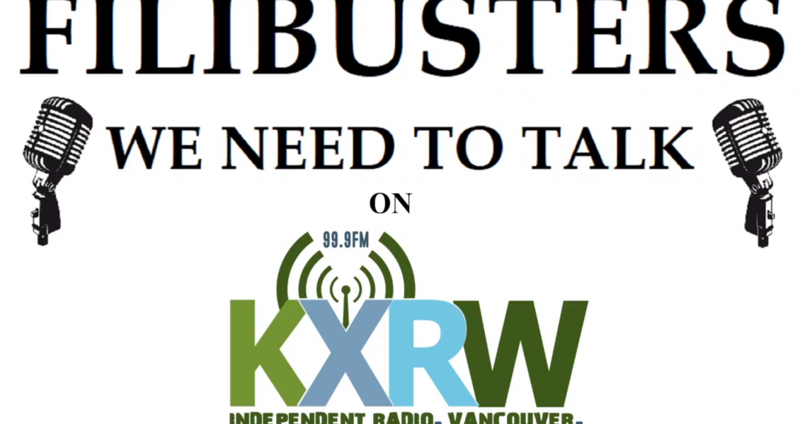 Filibusters Live on KXRW with Jay Inslee and Manka Dhingra