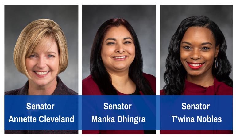 Senators propose bills to help survivors of domestic violence and sexual assault
