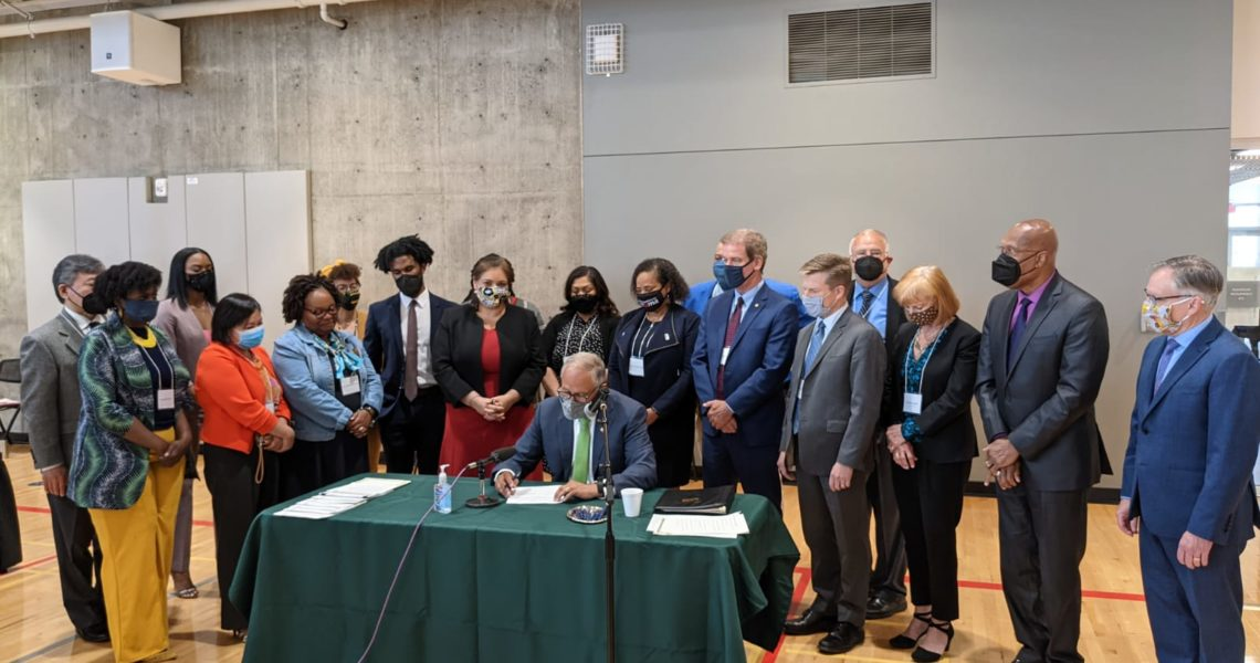 Nation-leading police accountability bills signed into law