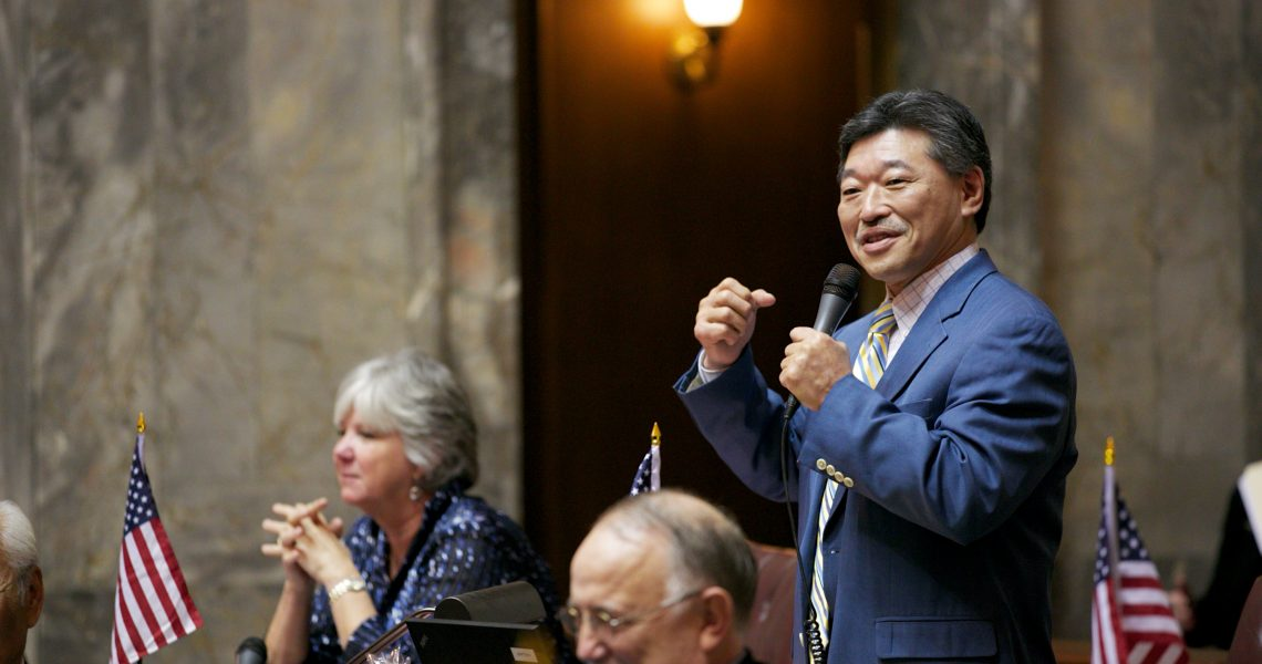 Hasegawa bill gives equal voice to underrepresented groups