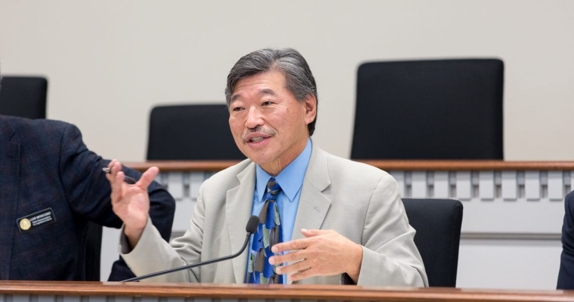 Racial and ethnic disparity in Washington discussed in legislative work session