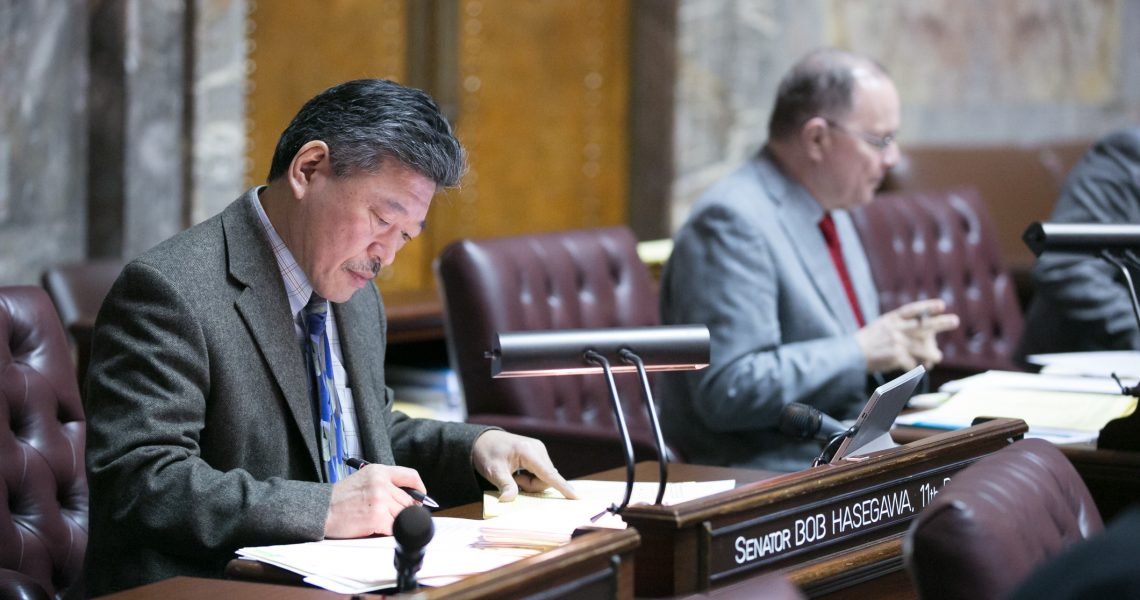 Hasegawa bill ensures emergency notices will be available in languages other than English