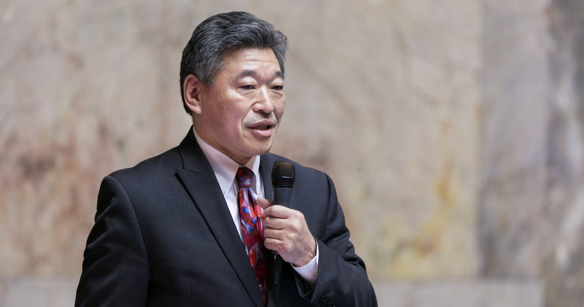Hasegawa's wrongful death legislation moves off the Senate floor  'We are now one step closer towards justice for the victims lost in the Ride the Ducks Seattle crash'