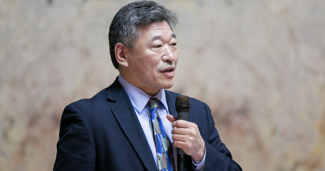 Senate Democrats select Senator Hasegawa as Majority Caucus Chair