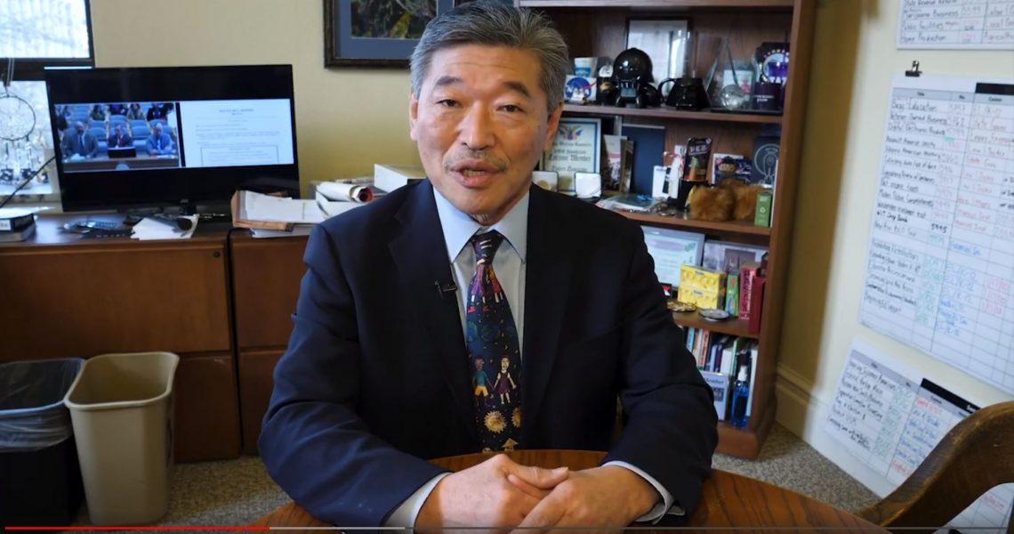 Sen. Bob Hasegawa's Legislative Update: Jan. 21, 2020