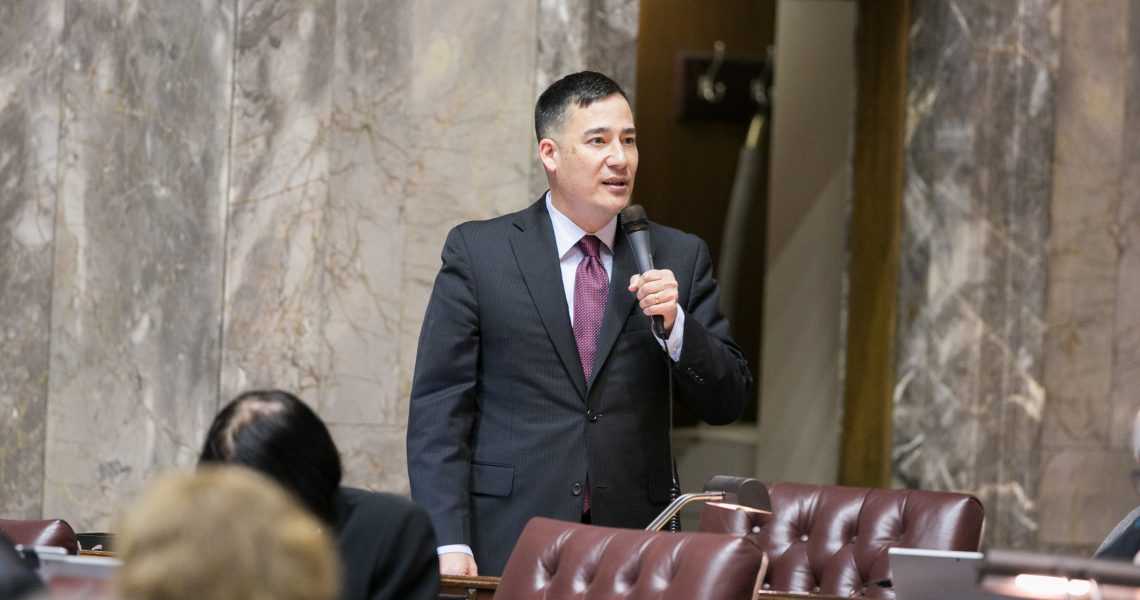 State Senate honors the life, public service of Robert Marshall