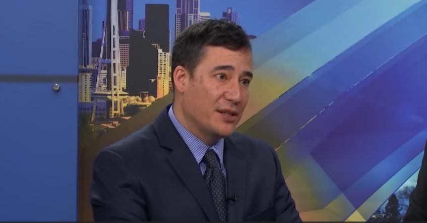 WATCH: Sen. Hobbs discusses key transportation issues