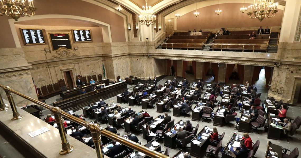 Washington State Wire: Floor action, Rep. Noel Frame, Sen. Shelly Short