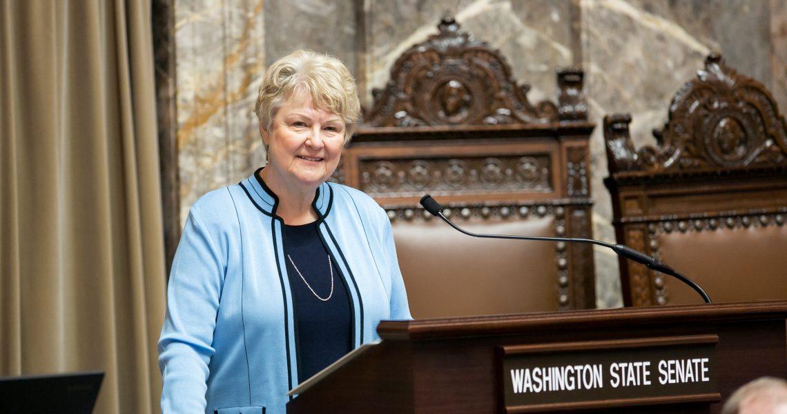 Keiser to serve as President Pro Tempore of the Washington State Senate