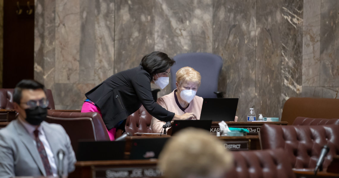Keiser's Living Donor Act signed into law