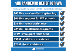 Pandemic relief bill