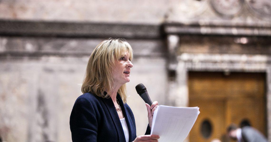 A budget update from Sen. Patty Kuderer