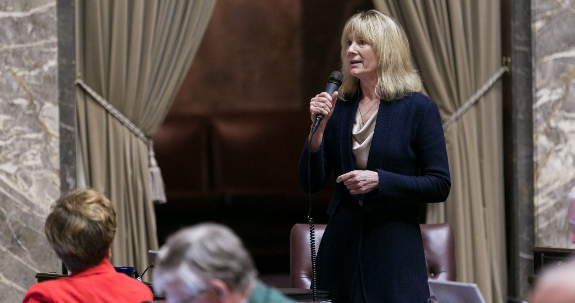 Kuderer bill addresses ST3 expansion, offers relief from high costs of vehicle license tabs