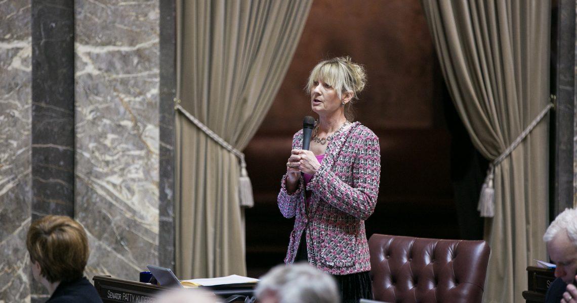 Kuderer to serve as Assistant Floor Leader in Senate Majority