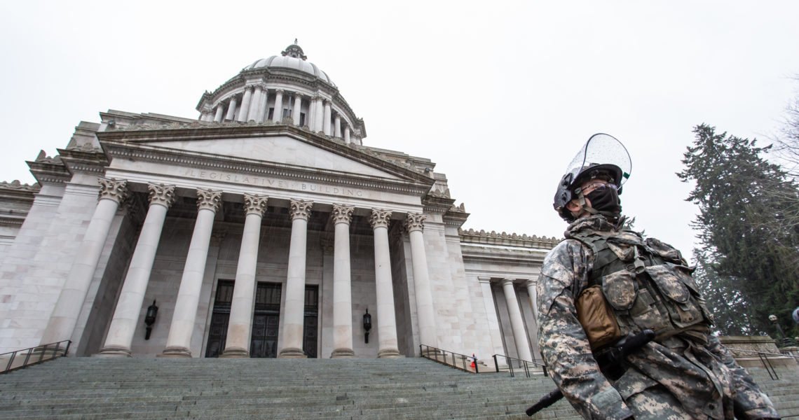 AP: State capitols step up security amid new safety concerns