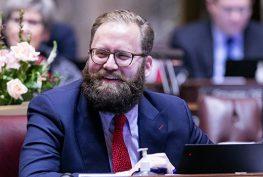 Sen. Mark Liias (D-21-Lynnwood)