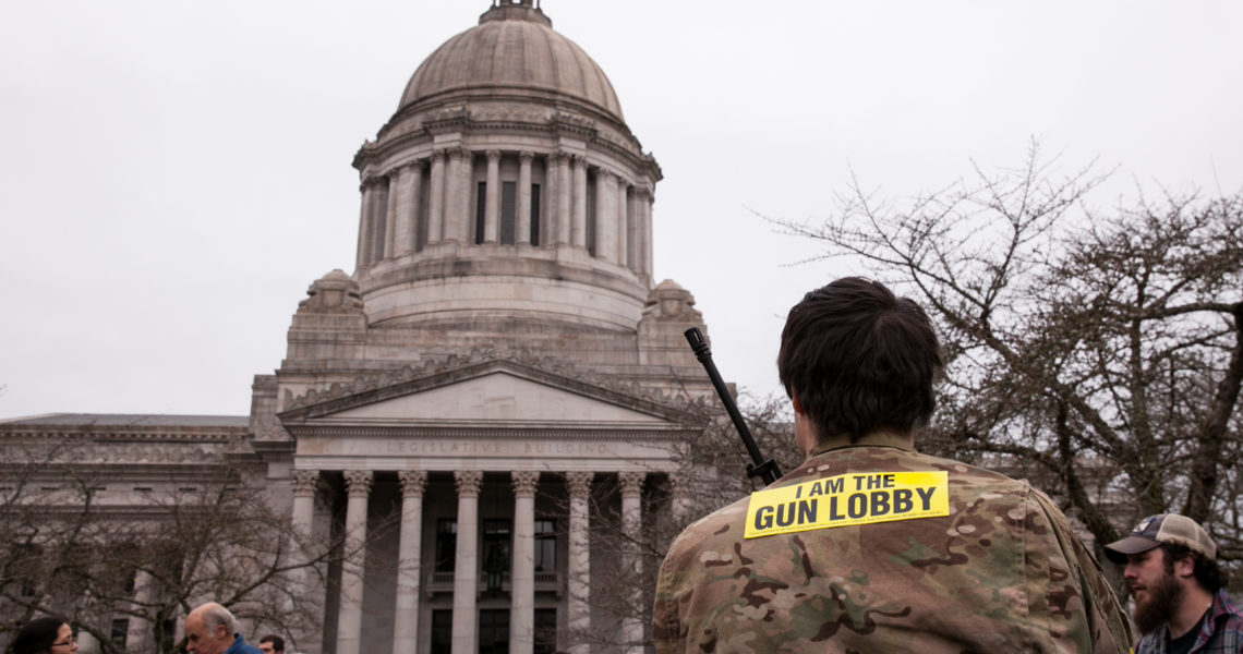 Edmonds Beacon: Marko Liias supports bill to restrict possession of large-capacity magazines