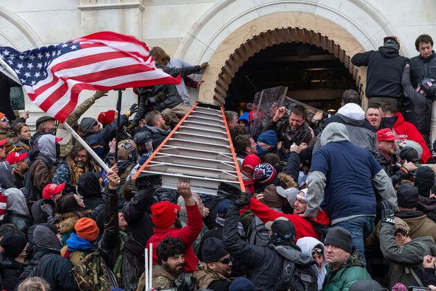 EdmondsBeacon.com: Government officials' responses to riots, impeachment