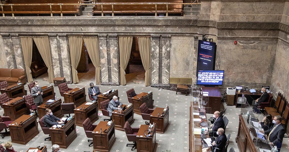 Liias bills win Senate approval before key legislative cutoff